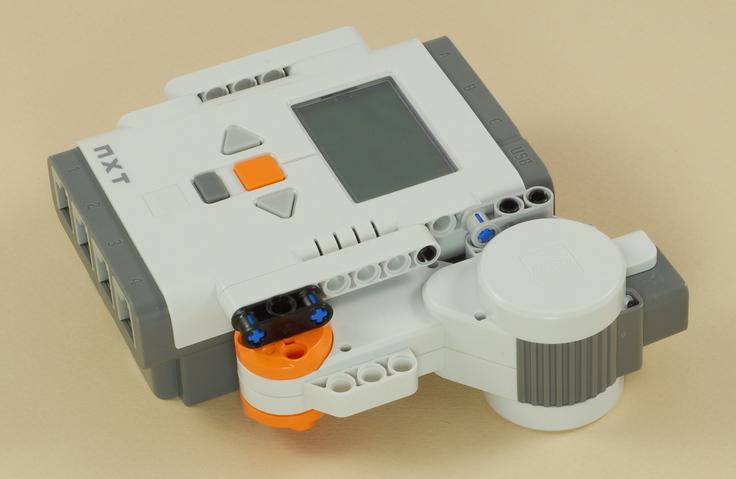 Nxt Steering Remote Control
