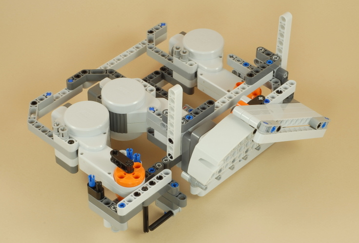 lego mindstorms nxt projects