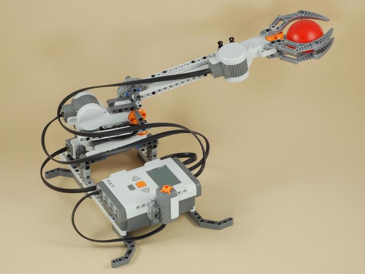 Nxt Robot Arm