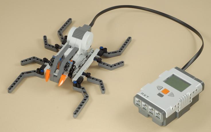 Nxt Spider